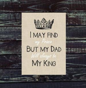 Dad Gift Print.