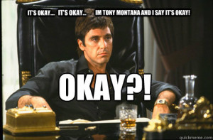 Personal With Tony Montana Scarface Movie Quotes. QuotesGram | 300 x 197 jpeg 20kB