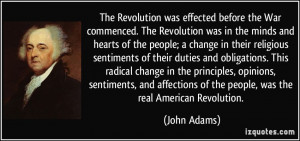 John Adams Revolutionary War Quotes