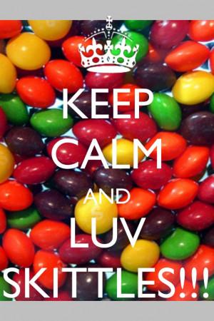 love skittles
