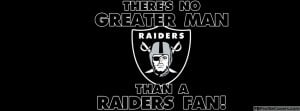 Raiders Fan Facebook Timeline Profile Cover - Raiders Football Team