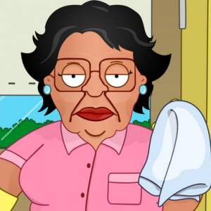 The Very Best of Consuela, The Maid from Family Guy Anything