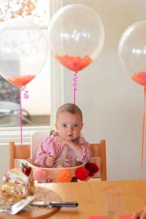 Phoebe's Half Birthday Party | Camille Styles