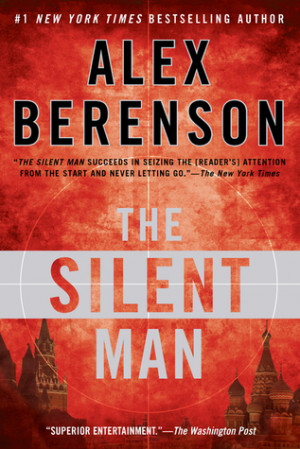 Book Giveaway For The Silent Man (John Wells, #3)