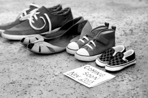 That's right . . . we are expecting baby #2 in November!! We have been ...