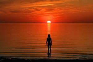 Sunset Sky Good Morning...