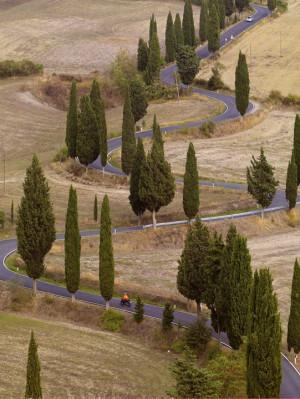 Long and Winding Road, Tuscany
