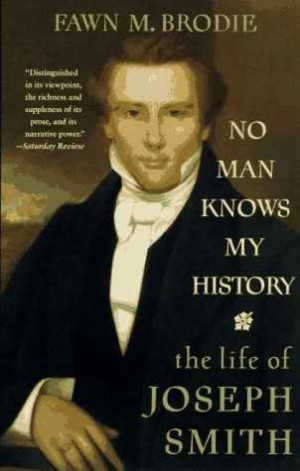 Joy's Reviews > No Man Knows My History: The Life of Joseph Smith
