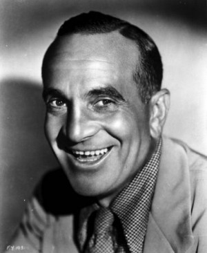 Al Jolson Foghorn Of A Voice Whether Singing Or Talking Photo