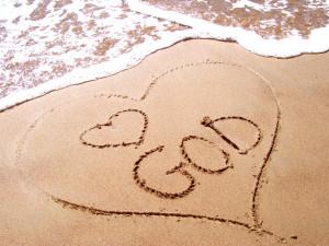 love God Papel de Parede Imagem