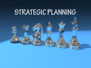 Strategic Planning.
