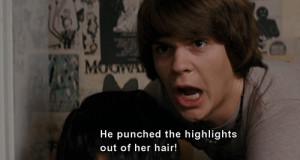 ... the highlights out of her hair! - Scott Pilgrim vs. the World (2010