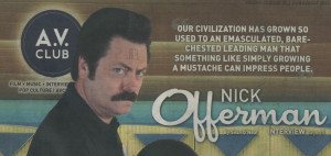 Nick Offerman's quote #6