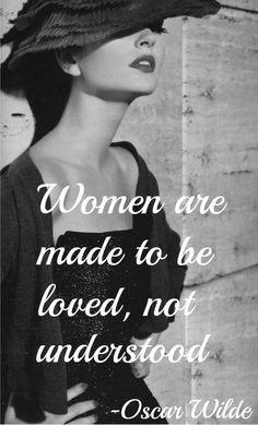 Oscar Wild quotes http://www.facebook.com/classy.woman222