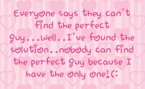 Cute Quotes For Your Boyfriend On Facebook