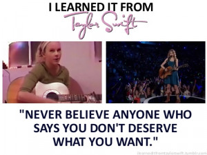 Day Favorite Taylor Swift Quote