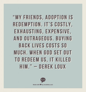 The Heart of Adoption