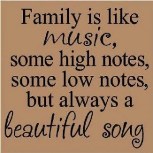 Family quote @Susan Drake makes me think of your musical family!