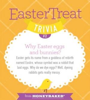 Printable Easter Trivia, Easter Treat, Bird