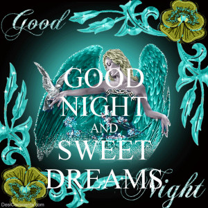 Goodnight And Sweet Dreams Pictures Good night and sweet dreams