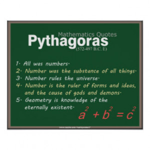 Mathematics Quotes Gifts and Gift Ideas