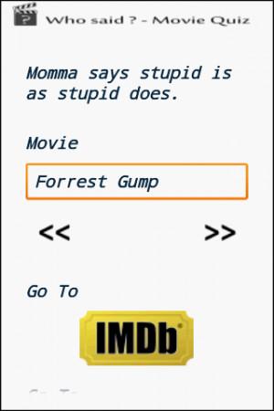 Cool Quotes - Movie Quiz