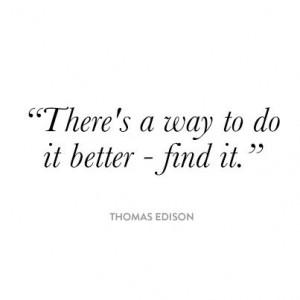 ... it better - find it.