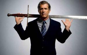 Mel Gibson – Braveheart