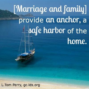 Growing in a Christ-centered marriage and together raising a family ...