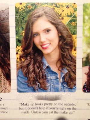 Funny High School Senior Quotes 3 images above is part of the best ...