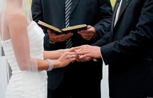 Wedding Vows -Catholic Jewish Presbyterian Church Standards