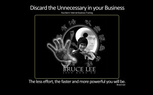 Motivational Wallpapers (Jim Rohn and Bruce Lee)