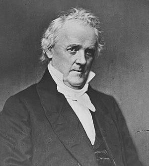 James Buchanan, Fifteenth President of the United States - Credit ...