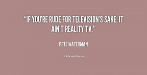Rude Quotes