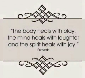 Play, Laughter, and Joy
