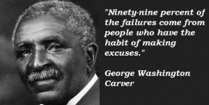 George washington carver famous quotes 4