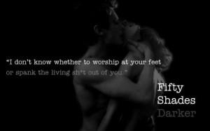 Fifty Shades Darker (E L James)