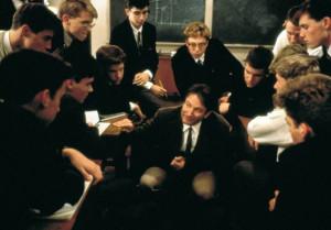 Dead poets society (Robin Williams & Ethan Hawke)