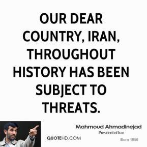 Iran Quotes