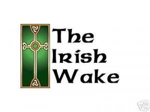 Irish Wake Memorial Service