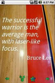 Successful Warrior Quotes...