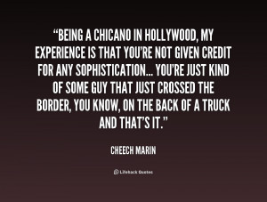 Chicano Quotes About Life Preview quote