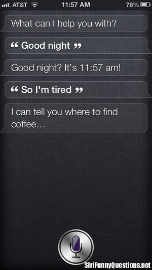 Siri Has Your Back