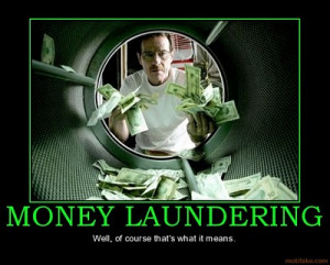 Money Laundering Network in History Formed During Obama Administration ...