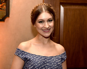 Joanna Newsom Actress Joanna Newsom arrives at the after party for the