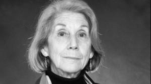 Nadine Gordimer war eine scharfe Kritikerin der Apartheid in