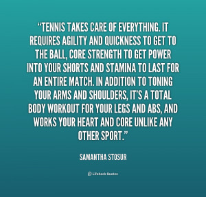Funny Quotes About Tennis
