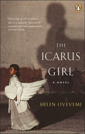 """Start by marking """"The Icarus Girl"""" as Want to Read:"""