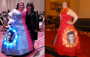 """Twilight"""" Prom Dress or How Fashion Goes Terribly Wrong"""