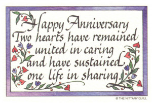 Wedding Anniversary Quotes - Happy Anniversary Quote images and ...